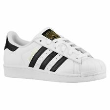 Adidas Superstar Footwear White Core Black Womens Trainers