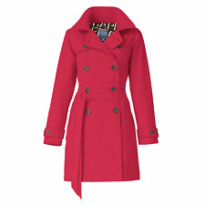 New Rosa Waterproof Trenchcoat - Red  Bike Bicycle Cycling