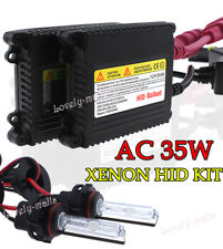 AC 35W 55W Xenon HID Conversion Kit Bulbs For Chevrolet Matiz Meriva Optra SSR