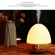 Home Egg Shaped USB Ultrasonic Air Purifier Aroma Diffuser Mist Humidifier HL