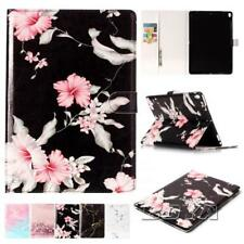 """For iPad 7.9 9.7 10.5"""" stylish magnetic pu leather tablet case flip folios stand"""