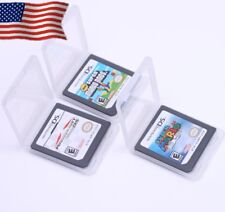 HOTSuper Mario bros +64 ds+Kart DS 3PCS Game card For Nintendo NDS DS DSI