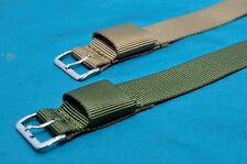 U.S. MILITARY STYLE WATCH BANDS, FREE DOMESTIC SHIPPING!