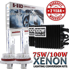 55W 75W 100W Xenon HID Headlight Kit For Ford Excursion 00-04 9007 High/Low Beam
