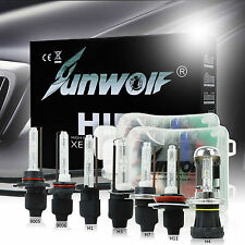 DC 55W Hid H1 H3 H4 H7 H8 HB3 HB4 Xenon Bulbs Conversation Kit Headlight 6000K