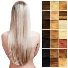 24 Inch Remy Human Hair Extensions. Achieve Longer, Fuller Hair Length Instantly