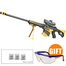 Airsoft Gun Pistol Smulation Paintball Toy Christmas Gift Kids Sniper Rifle Game