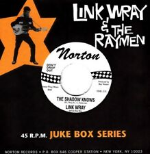 "LINK WRAY RAYMEN 'Shadow Knows 7"" mummies gories sonics bunker hill back grave"