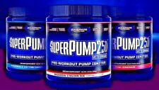 SuperPump 250 By Gaspari Nutrition- Pick Flavor FREE PRIORITY SHIPPING!