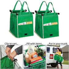 Supermarket Shopping Bag Eco-friendly Tote Reusable Foldable Large Capacity Bags