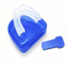 Stop Snoring Anti Snore Mouthpiece Apnea Guard Bruxism Tray Sleeping Aid LOT LCY