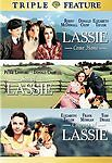 Lassie Come Home/Son of Lassie/Courage of Lassie DVD 2-Disc Set Brand New