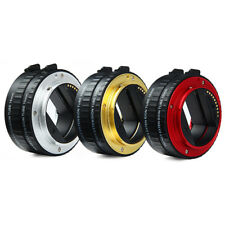 10mm 16mm AF Auto Focus Macro Extension DG Tube Set for Sony DSLR Camera