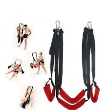 Sexy Hanging Swing Sling Bondage Couple Bedroom Fun Game Fetish Body Fantasy Toy