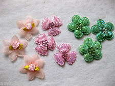 6 Applications in various Colours Flowers,Baby