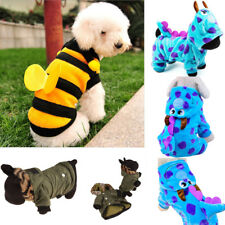 Winter Hoodie Costume Dog Clothes Jacket Coat Puppy Cat Costumes Apparel For Pet