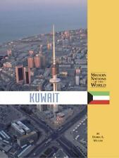 Kuwait (Modern Nations of the World (Lucent)) Miller, Debra A. Library Book