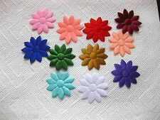 20 Flowers in various Colours Application,Crafting