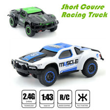 1:43 Radio Remote Control RC Car Vehicle Model Monster Truck Toy Racing Car Gift