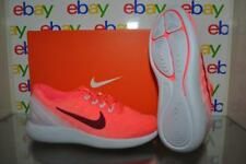Nike Lunarglide 9 Womens Running Shoes 904716 601 Hot Punch/Noble Red NIB