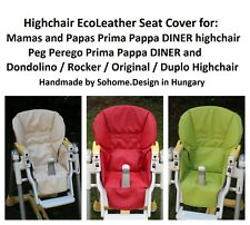 Mamas Papas Highchair high chair Seat Cover for Prima Pappa Best Diner Evo