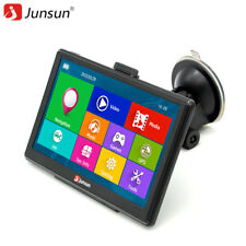 "Junsun D100 7.0"" 8GB ROM Car GPS Multi-media Player with Free Maps Win CE 6.0"
