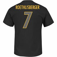 NFL Men's Pittsburgh Steelers Ben Roethlisberger Eligible Receiver III T-Shirt
