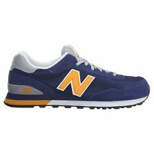 New Balance 515 Classic Tempers Goldrush Mens Suede Mesh Low-top Laced Trainers