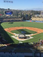 2 tickets Dodgers vs Rockies FRIDAY 6/29 Reserve MVP 1 - Row G - Aisle