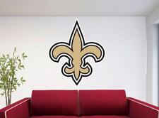 NEW ORLEANS SAINTS Wall Decal ~ Vinyl Graphic ~ Customize