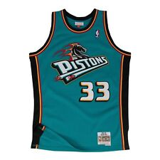 Grant Hill #33 Detroit Pistons Vintage Throwback Swingman Jersey