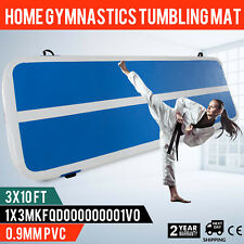 1X3M Air Track Inflatable Air Track Floor Home Gymnastics Tumbling Mat GYM New