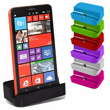 For Archos 50 Access 4G - Micro USB Desktop Charger Cradle Docking Station