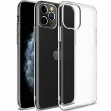 Crystal Ultra Clear PC Hard Back Cover Case For Iphone 4S 5S 5C 6S 7 8 X Plus