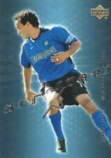 2004 Upper Deck Major League Soccer 'MLS-Stars' Insert/Chase Cards - You Pick
