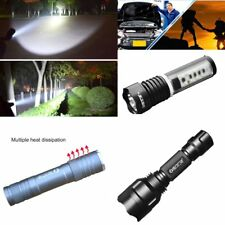 4 Style Outdoor Camping Hiking Super Bright Torch Lamp Night Light Flashlight EA