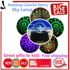 Romantic Sky Cosmos Star USB Night Projector Light Luminous Lamp Child Kids Gift