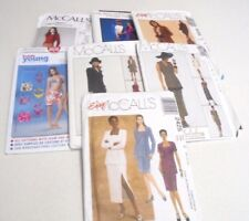 You Pick Ladies Assorted Style Sewing Patterns McCalls Burda New Look SZ 6 -20