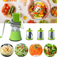 3 in1 Manual Vegetable Spiralizer Potato Spiral Cutter Slicer Vegetable Grater