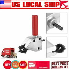 """Turbo Shear 20 Gauge Capacity Sheet Metal Cutting Attachment for 3/8"""" Drills ABA"""