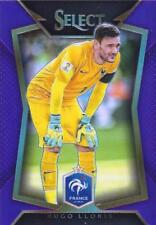2015 Panini Select Soccer Base Common Purple Parallel Variation Numbered to /99