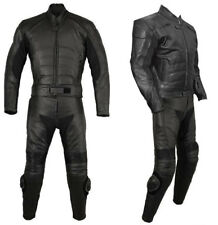 BATMEN SUIT MEN BIKER JACKET PANT MOTORBIKE MOTORCYCLE LEATHER SUIT Custom Made