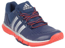 Adidas CQ 270 Mens Casual Lo Blue Fitness Sports Trainers Shoes UK 8
