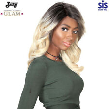 Zury Hollywood Sis Glam Collection Lace Front Wig - GLAM-LACE H ARGAN