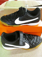 Nike Junior Tiempo V4 IC Indoor Competition Football Shoes 658103 010 trainers