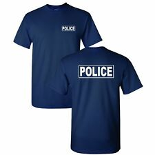 POLICE OFFICER T-SHIRT  / Law Enforcement POLICE T-SHIRTS