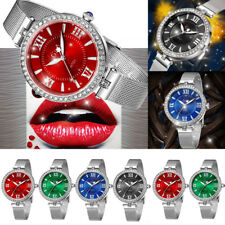 Waterproof Lady High Qulity Luxury Watch Rhinestone Quartz Analog Wrist Watches