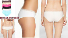 calvin Klein Women's  Pantie Hipster Invisibles with Lace Hipster XL