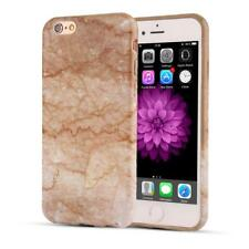 i6 Fashion Marble Stone Back Cover Hard PC Plastic Phone Case for Apple iPhone 5