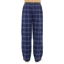 Octave Mens Yarn Dyed Plaid Check LoungeWear Pants Pyjama Bottoms